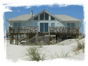Vacation Beach House In Fort Morgan Al