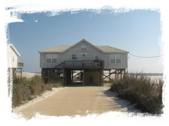 Vacation Beach House in Fort Morgan, AL